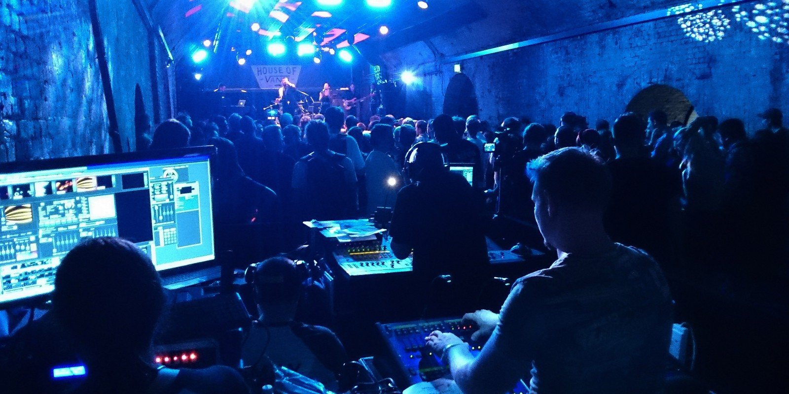 House of Vans – Gig – Front of House